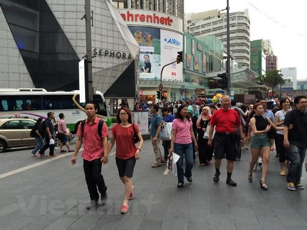 Khach quoc te toi Kuala Lumpur giam 20% vi khung hoang kinh te hinh anh 1