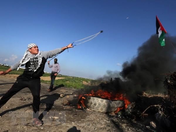 Quan doi Israel de nghi chinh phu dam phan hoa binh voi Palestine hinh anh 1
