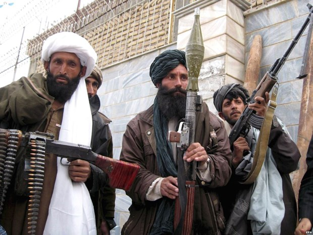 Afghanistan chia se danh sach thu linh Taliban cho Pakistan hinh anh 1