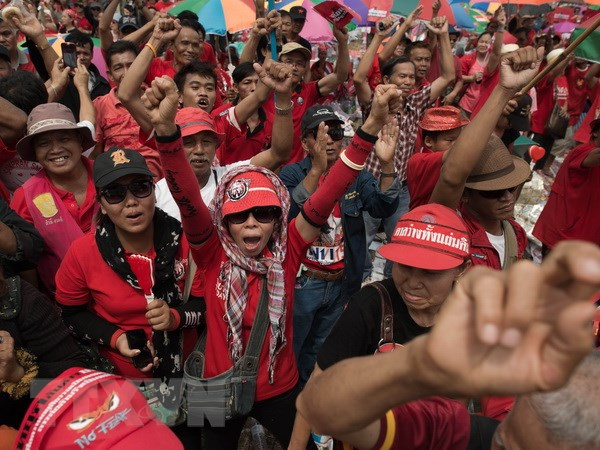 Thai Lan: Hang loat chinh tri gia thuoc phe Ao Do bi bat giu hinh anh 1