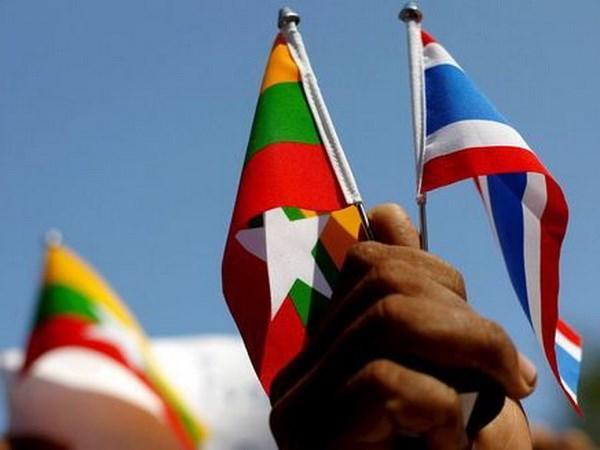 Thai Lan va Myanmar tang cuong hop tac tinh bao quan su hinh anh 1