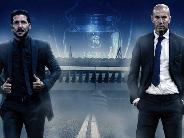 Lich su co thay doi khi Diego Simeone cham tran Zinedine Zidane? hinh anh 1