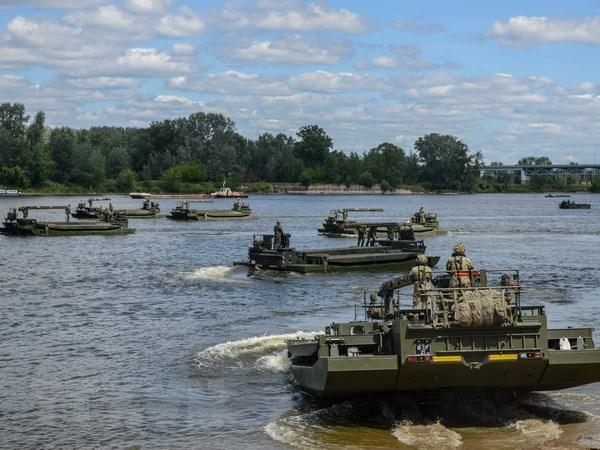 Luxembourg khang dinh Hoi nghi NATO khong nham chong lai Nga hinh anh 1