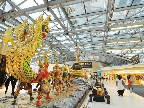Thai Lan dau tu 200 ty baht trong 10 nam de phat trien 6 san bay hinh anh 1