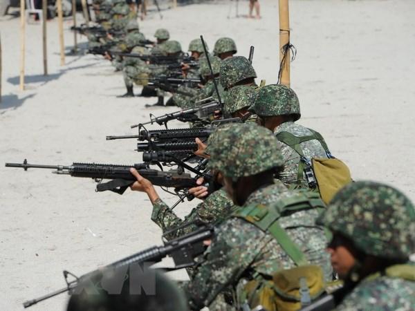 Philippines va My se tap tran chung lan dau tien duoi thoi ong Duterte hinh anh 1