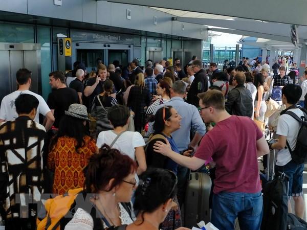British Airways noi lai hoat dong sau su co he thong may tinh hinh anh 1