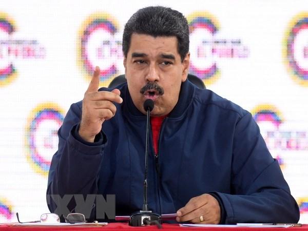 Venezuela se to chuc trung cau dan y ve Hien phap sua doi hinh anh 1