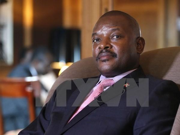 Chinh phu Burundi len tieng chi trich cac suc ep cua nuoc ngoai hinh anh 1