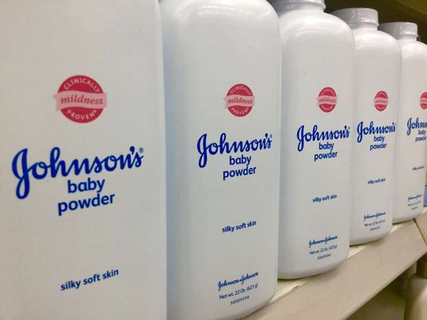 Toa an Missouri tu choi xem xet khang cao cua Johnson & Johnson hinh anh 1