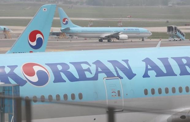 Korean Air thong bao se mua lai Asiana Airlines voi gia 1,6 ty USD hinh anh 1