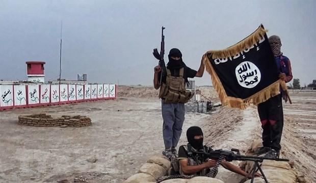 Iraq bat giu 'thu linh hanh chinh' cua IS tai san bay Baghdad hinh anh 1