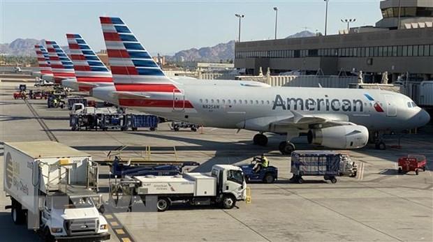 American Airlines bay thu nghiem may bay Boeing 737 MAX hinh anh 1