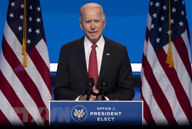 Bao chi nuoc ngoai nhan dinh chinh sach thuong mai cua ong Joe Biden hinh anh 1