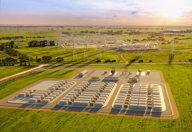 Australia xây dựng hai nhà máy pin trị giá gần 800 triệu USD