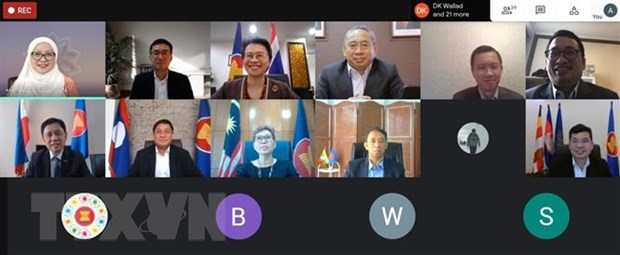 Uy ban Dieu phoi Ket noi ASEAN danh gia cao dong gop cua Viet Nam hinh anh 1