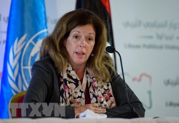 Libya: Chi huy quan su chu chot phia Dong ung ho no luc thong nhat hinh anh 1