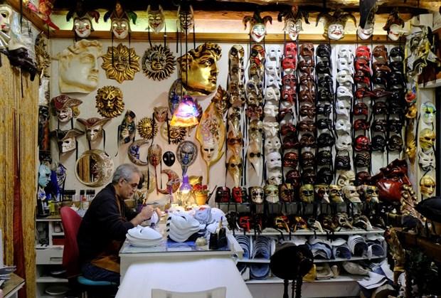 Italy: Le hoi hoa trang Carnival khac thuong tai Venice hinh anh 1