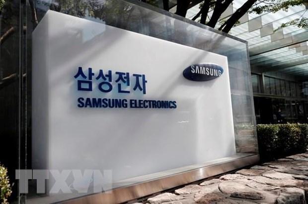 Samsung Electronics van dung thu hai ve tieu thu chip tren the gioi hinh anh 1