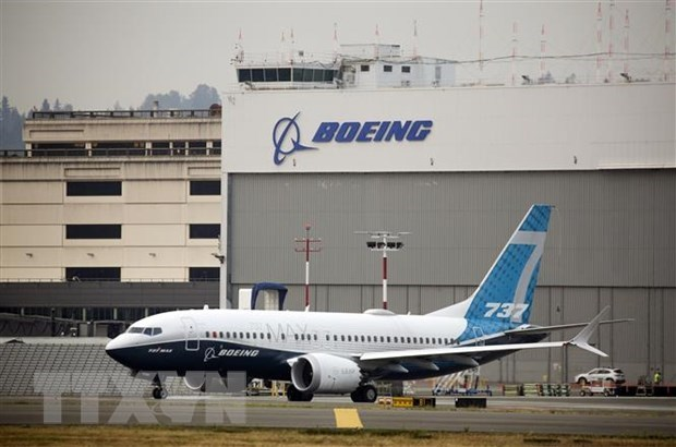 Boeing ung ho cac quy dinh ve khi thai tu may bay cua EPA hinh anh 1