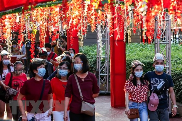 Han Quoc ghi nhan so ca nhiem virus SARS-CoV-2 tang vot tro lai hinh anh 1