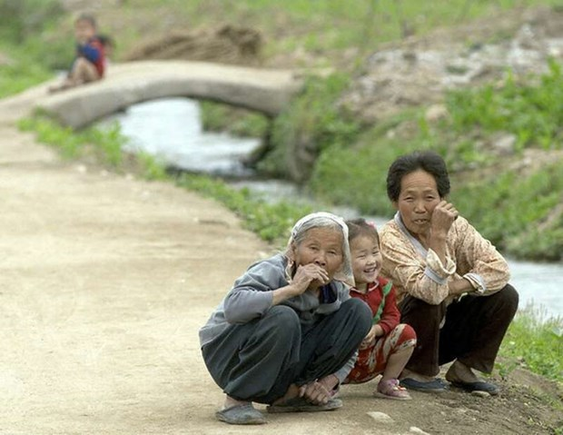 To chuc WFP canh bao co the ngung hoat dong o Trieu Tien hinh anh 1