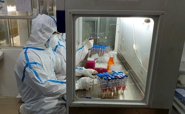 Xet nghiem PCR de lot bien the moi cua SARS-CoV-2 tai Phap hinh anh 1