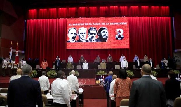 Dai hoi Dang lan thu VIII cua Cuba se cung co doan ket toan dan hinh anh 1