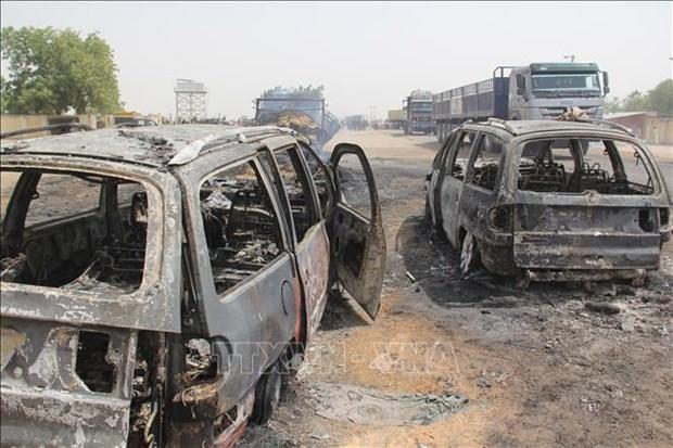 Nigeria: Nhieu nguoi thiet mang trong vu tan cong thanh chien hinh anh 1