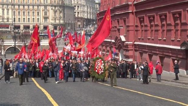 Nga ky niem sinh nhat lan thu 151 cua lanh tu Vladimir Ilyich Lenin hinh anh 2