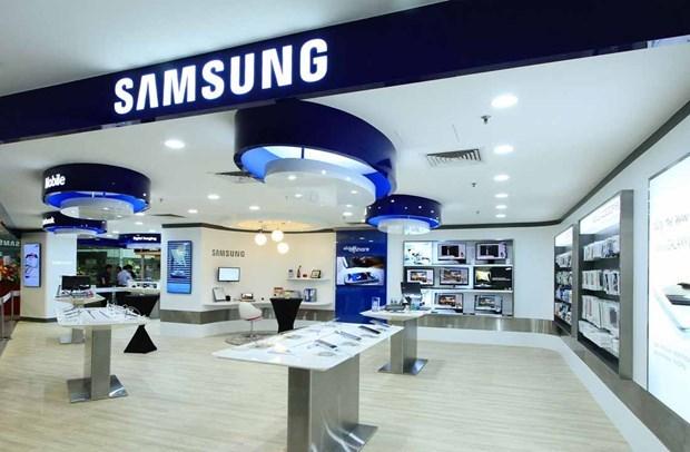 Samsung chuan bi ra mat mau dien thoai thong minh moi hinh anh 1