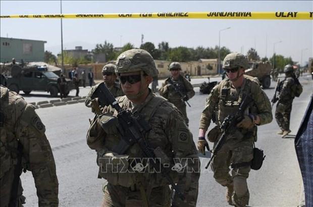 My quyet dinh tang gan gap doi vien tro nhan dao cho Afghanistan hinh anh 1