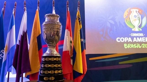 Copa America: Cac cau thu Brazil se thong bao quyet dinh dung tay chay hinh anh 1