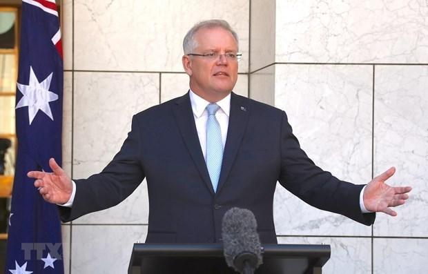 Australia keu goi G7 cai cach quy tac thuong mai toan cau hinh anh 1