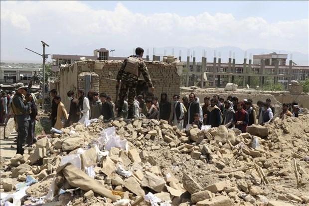 Afghanistan bat giu chi huy su doan chu chot cua Taliban hinh anh 1