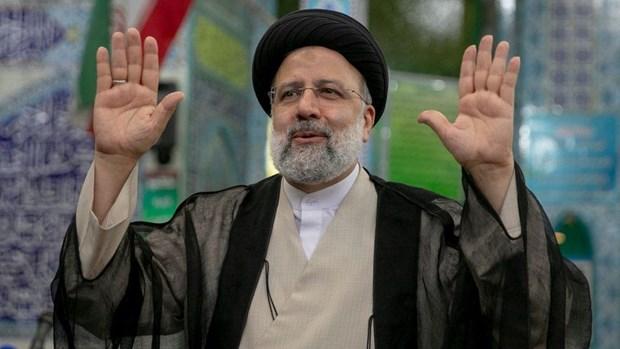 Bau cu Tong thong Iran: Ung cu vien Ebrahim Raisi gianh chien thang hinh anh 1