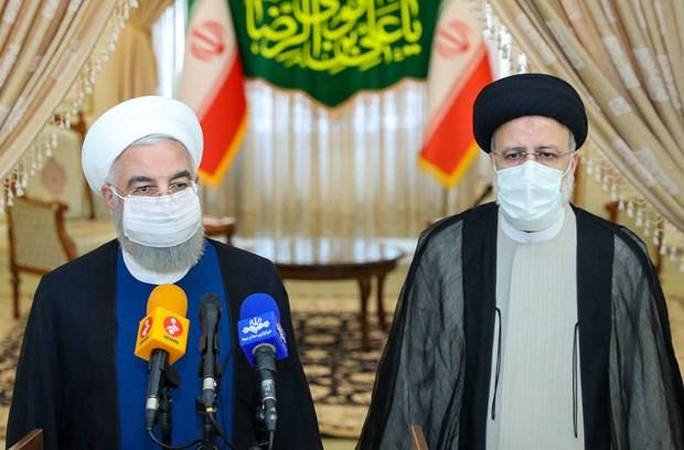 Iran: Ky vong thay doi den tu Tan Tong thong Ebrahim Raisi hinh anh 2