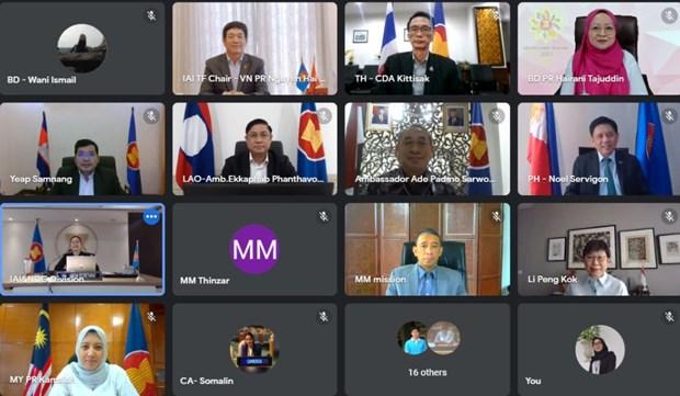 Viet Nam chu tri phien hop Nhom dac trach Sang kien lien ket ASEAN hinh anh 1