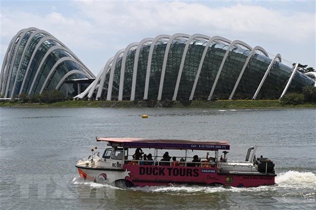 So trieu phu cua Singapore co the tang hon 60% trong 5 nam toi hinh anh 1
