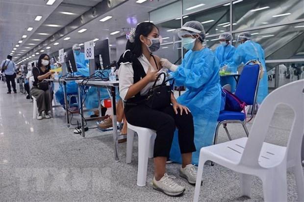 Dich COVID-19: Thai Lan cong bo cac bien phap moi ung pho dich benh hinh anh 1