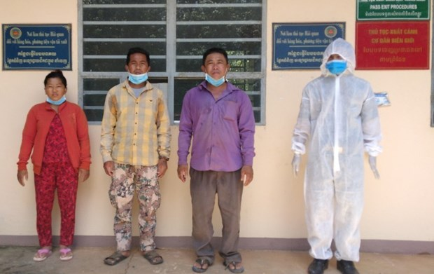 Binh Phuoc: Lien tiep phat hien 3 vu nhap canh trai phep hinh anh 1