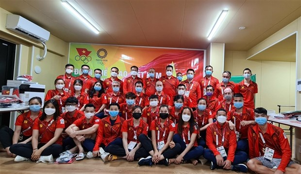 Doan the thao Viet Nam chua nhan thong bao viec Olympic co the bi huy hinh anh 1