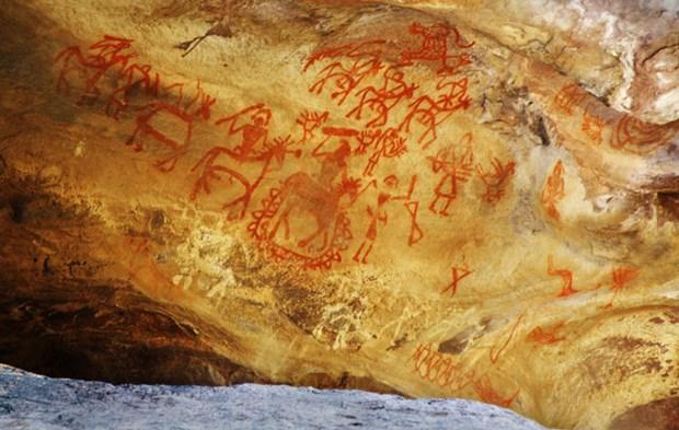 """Nguoi Neanderthal - """"cha de"""" cua nhung hinh ve trong hang dong hinh anh 1"""