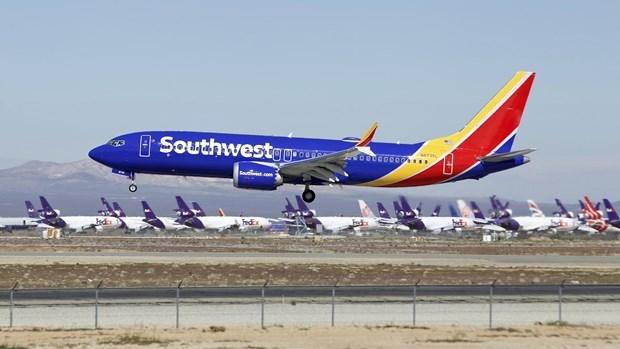 Boeing 737 MAX khoi hanh chuyen bay thu nghiem quan trong o Trung Quoc hinh anh 1