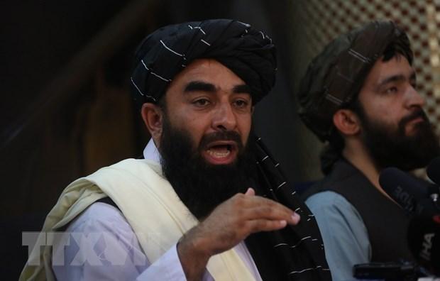 Phong trao Taliban tuyen bo muon ket giao voi toan the gioi hinh anh 1