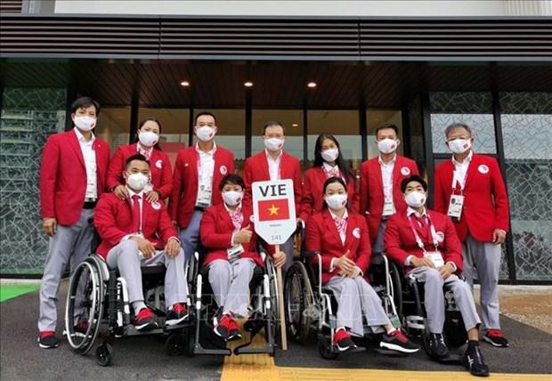 Paralympic Tokyo 2020: Nguyen Thi Hai het co hoi gianh huy chuong hinh anh 1