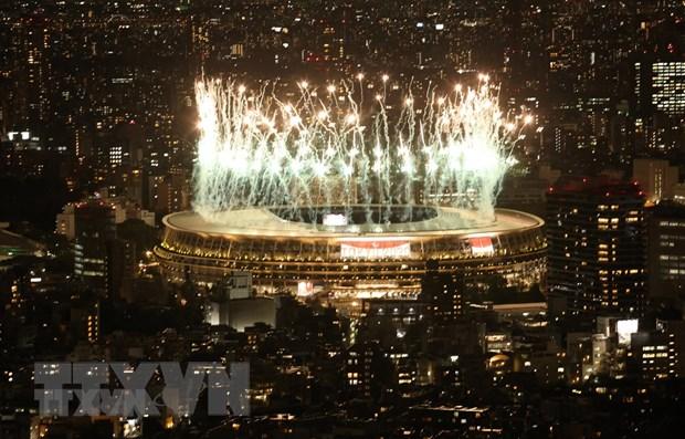 Paralympic Tokyo 2020: Ban hoa tau cua su gan ket hinh anh 1