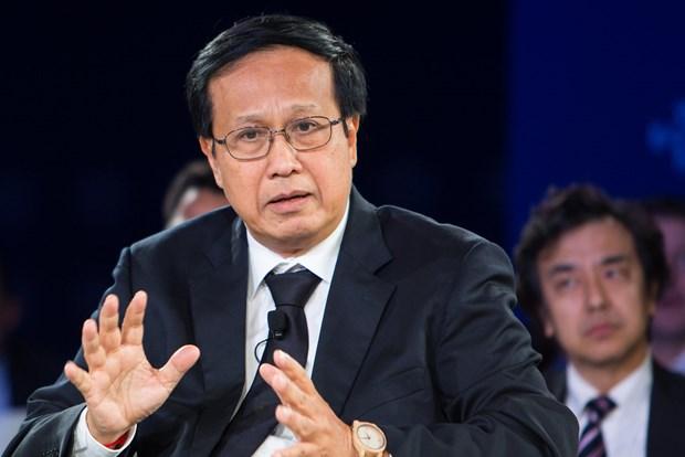 Doi thoai giua AEM va Hoi dong Tu van kinh doanh ASEAN lan thu 53 hinh anh 1