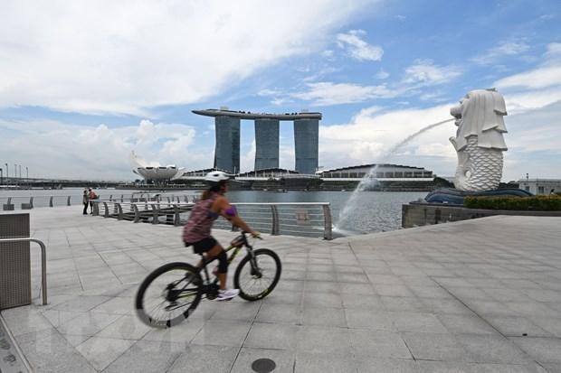 Singapore tiep tuc truy vet, khoanh vung, xet nghiem dien rong hinh anh 1