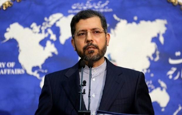 Iran thong bao cac dam phan voi Saudi Arabia dat tien trien dang ke hinh anh 1