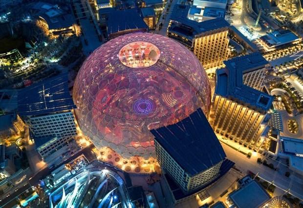 Chinh thuc khai mac Trien lam the gioi EXPO 2020 tai Dubai hinh anh 1